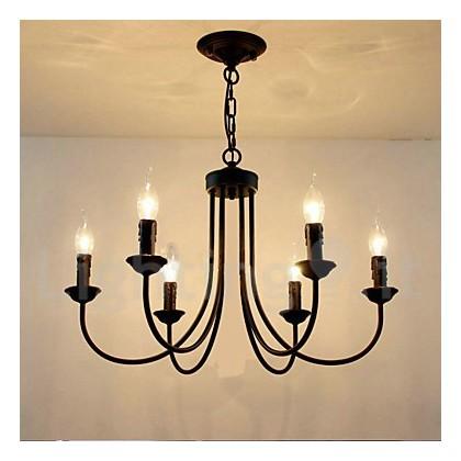 Lampadari in cristallo stile europeo soggiorno lampade da pranzo ...