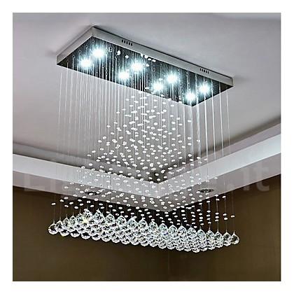 Contemporaneo Artistico Stile naturalistico LED Moderno Tradizionale/  Classico Paese Lampadari Per Camera da letto Sala da pranz