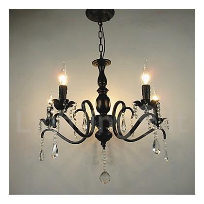 Contemporaneo Artistico Moderno Lampadari Per Interno Camera da letto Sala  da pranzo Lampadine non incluse